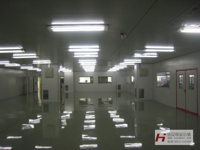 湖南浩安公装公司厂房装修资讯知识长沙的厂房装修拆除工程注意五大问题