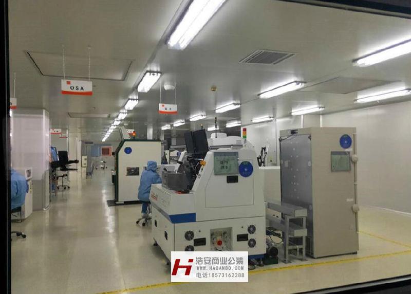 湖南浩安公装公司厂房装修资讯知识长沙市单层厂房装修设计的特点