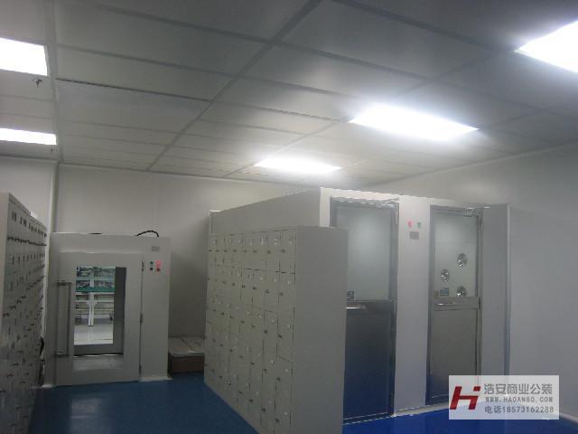 湖南浩安公装公司厂房装修资讯知识衡阳工业厂房装修设计五大要求