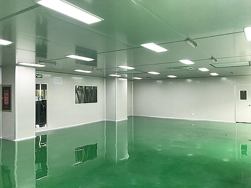 湖南浩安公装公司厂房装修资讯知识长沙市厂房装修之水泥地面怎么做成的