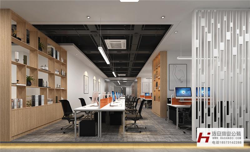 湖南浩安公装公司厂房装修资讯知识益阳厂房装修合理的设计要素要点