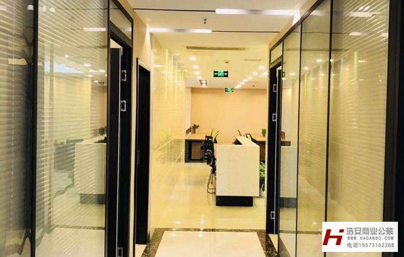 湖南浩安公装公司厂房装修资讯知识浏阳厂房装修安全工作不能忽视